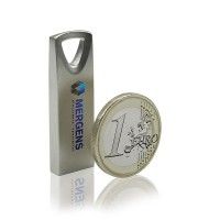 Express-Metall-USB-Stick Triangle als Werbeartikel