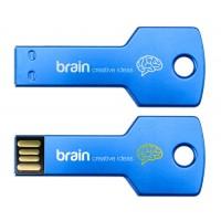 Express-USB-Stick Alu-Schlüssel