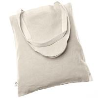 Bio-Baumwolltragetasche mit langen Henkeln
