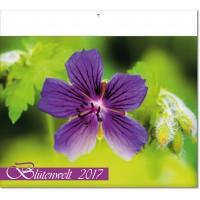 """Kalender """"Blütenwelt"""""""