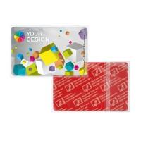 VisiCleaner® Display-Reinigungskarte | Rot