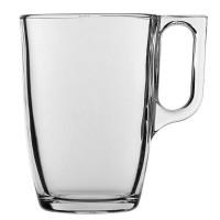Glas-Kaffeebecher Voluto, 32cl