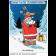 Classic Schoko-Adventskalender BASIC | Danke für die Zusammenarbeit | 2-farb. Werbedruck