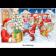 Classic Schoko-Adventskalender BASIC | Geschenkelieferung | 2-farb. Werbedruck