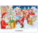 Classic Schoko-Adventskalender BASIC | Geschenkelieferung | 1-farb. Werbedruck