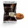 Schokoladen Cookie | Silberne Folie | 1-farbig (ab 20000 Stück)