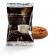 Schokoladen Cookie | Weiße Folie | 2-farbig (ab 20000 Stück)