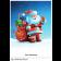 Classic Schoko-Adventskalender BASIC | Top Weihnachten! | 2-farb. Werbedruck