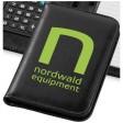 Smarti Rechner Notizbuch | Schwarz mit Logo-Beispiel