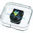 Gamecontroller   Schwarz mit Logo-Beispiel