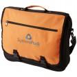 Anchorage Konferenztasche | Orange mit Logo-Beispiel