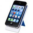 Flip Smartphonehalterung mit klappbarem Ständer