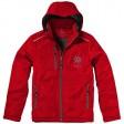 Smithers Jacke | Rot | XS mit Logo-Beispiel