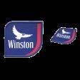 Tassenuntersetzer in Logoform 3-farbig