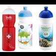 Flasche und Deckel können farblich kombiniert werden - ohne Extrakosten!