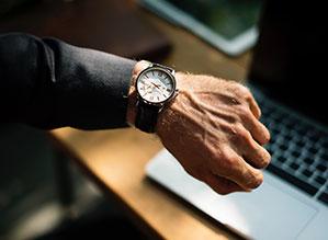 Männer Armbanduhr