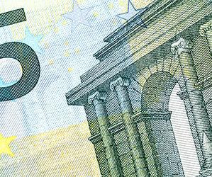 Banknote, 5 Euro Schein