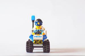 Kinder Spielzeug Playmobil Polizei Auto