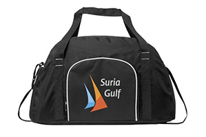Sporttasche mit Logo