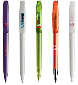 Prodir DS3.1 Kugelschreiber Druckbeispiele