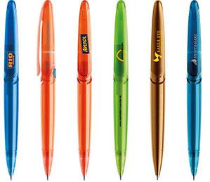 Prodir DS7 Kugelschreiber Druckbeispiel