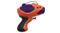 Wasserpsitole als Beispiel für ein Stzrand-Spielzeug