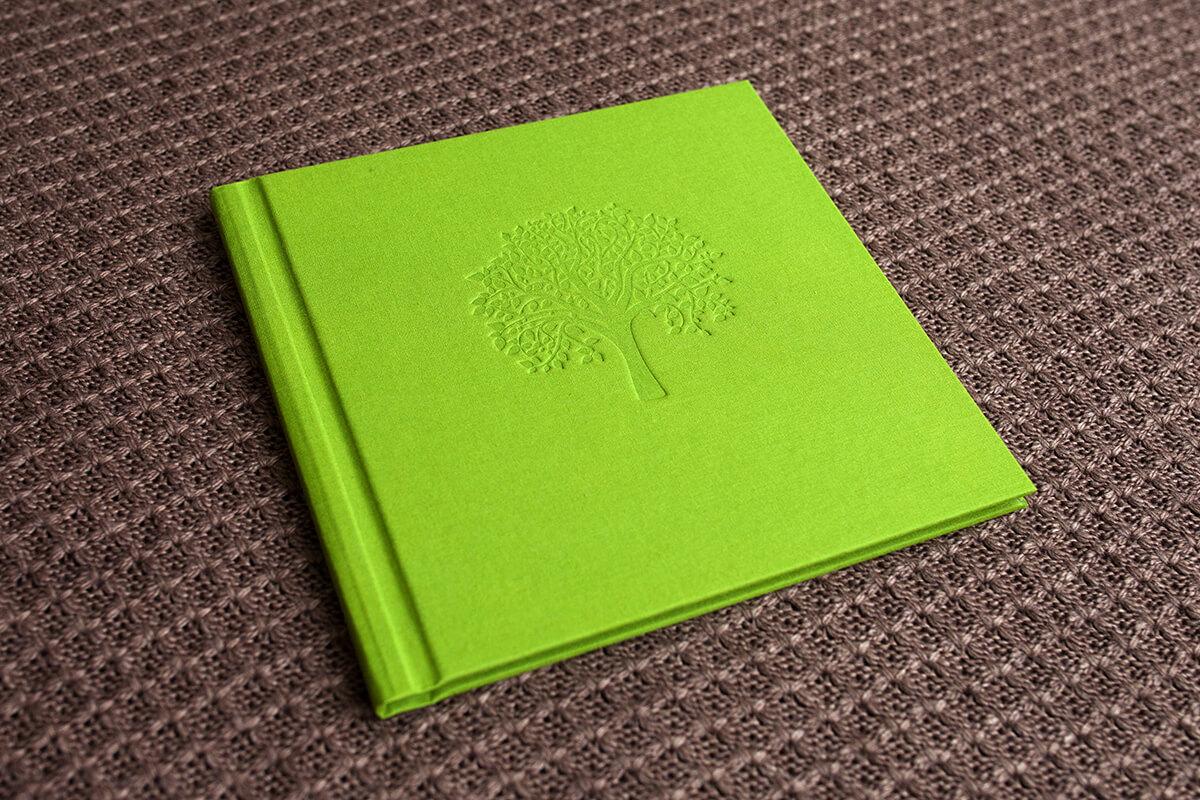 Laprinta Notizbuch Grün - Individuelle Werbegeschenke kaufen
